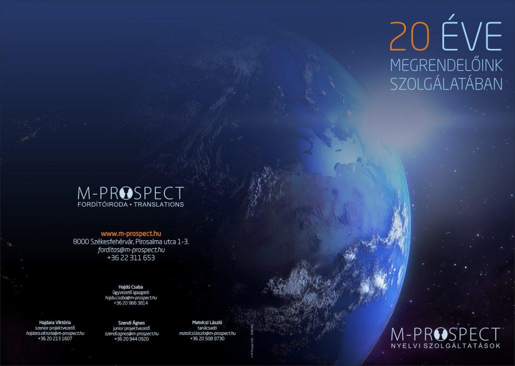 M-Prospect Fordítóiroda